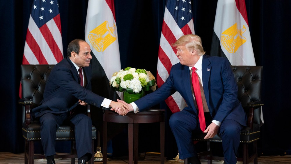 Is Egyptian President Sisi's Regime in Danger?