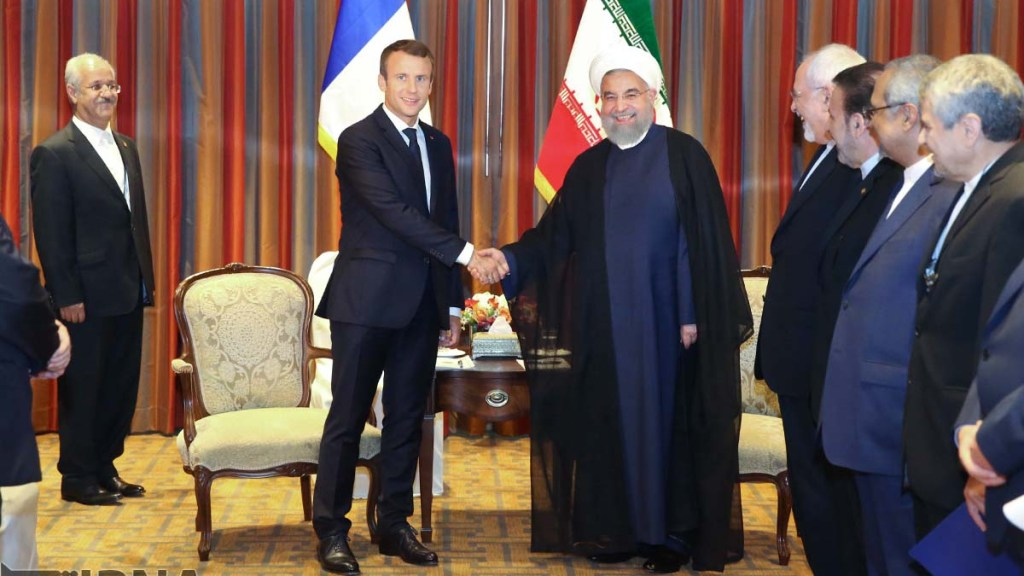 French Enthusiasm for Iran: the Background and the Profit