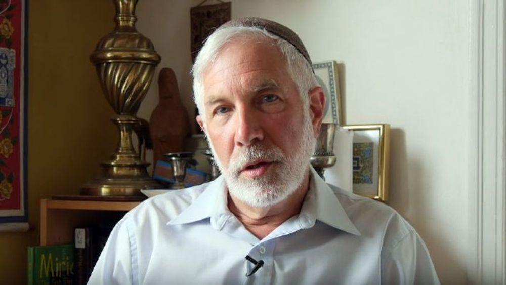 "David Mivasair calls the Palestinian Gaza Strip ""ghetto"""