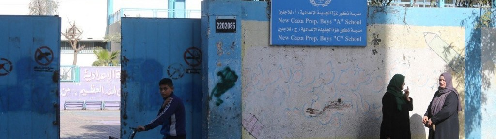 Will the Coronavirus (COVID-19) Quiet the Gaza Strip?