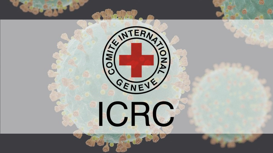 ICRC Displays Bias on the Covid-19 Crisis in the Middle East