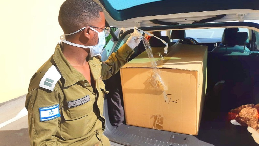 In the Covid-19 Pandemic, What Are the Reciprocal Israeli and Palestinian Obligations?
