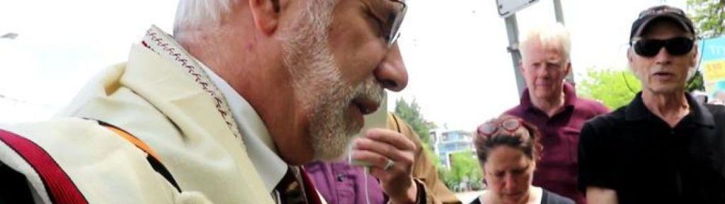 David Mivasair recited Kaddish honouring dead Palestinians, Hamas, Islamic Jihad fighters