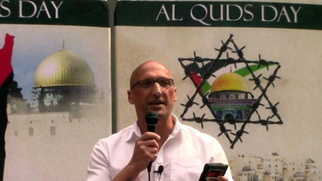 """Dimitri Lascaris: """"The BDS movement needs lawyers like me to help defend the movement"""""""