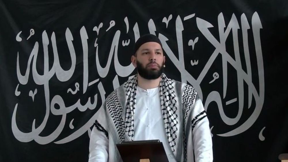 """Mazin AbdulAdhim: """"Jews will never be in control; always borrow strength from other nations"""""""