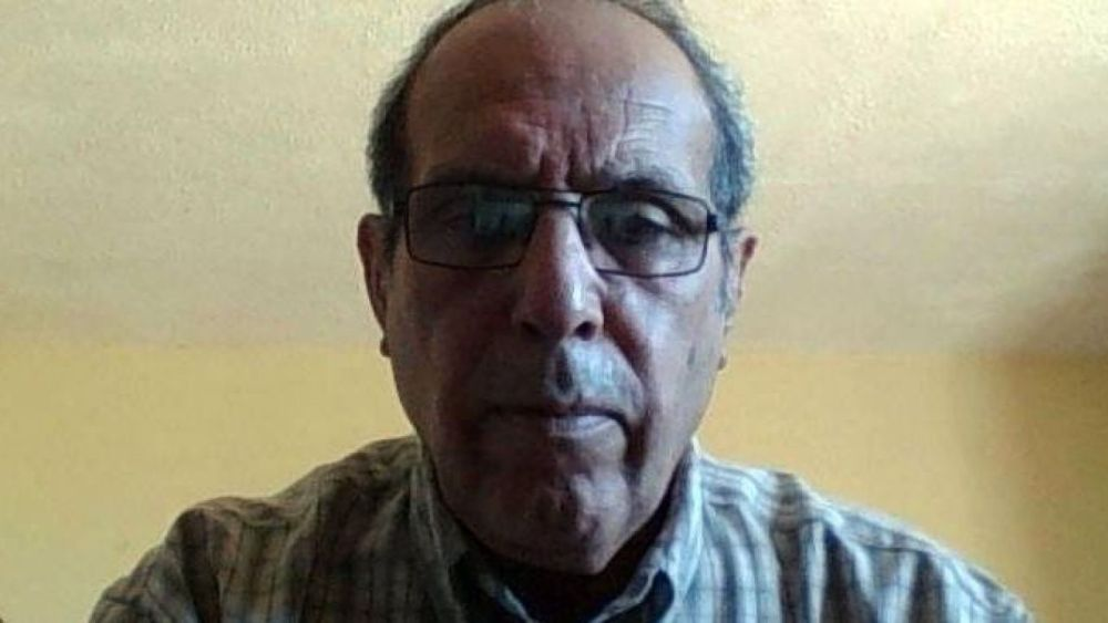 """Haitham Abdelhadi: Our struggle with """"the Jews"""" in Palestine is """"struggle for existence"""""""
