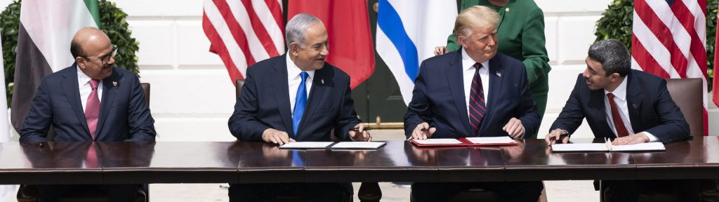The Abraham Accords May Herald New Security Structures for the Middle East