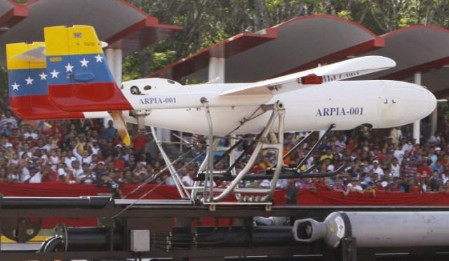 A Venezuelan drone