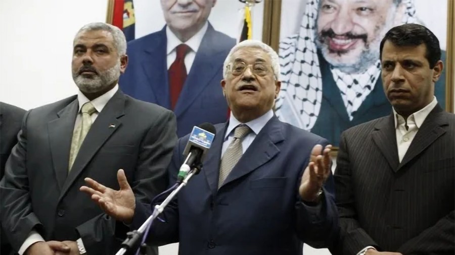 "The Long-Simmering Feud between ""Inside"" Palestinians and the Outsiders from Tunis"