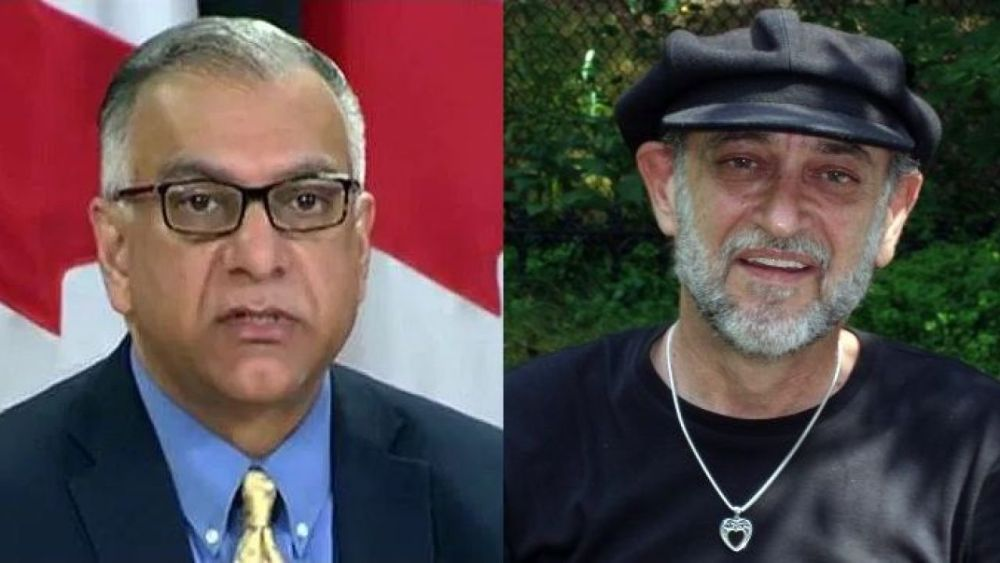 "Gary Markle, Fareed Khan on ""Zionism is parasite, deadly cancer"", ""Nazism"""