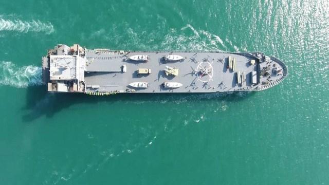 Abdollah Roudaki ship
