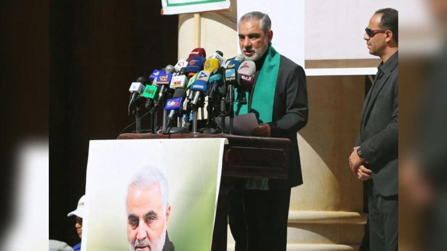 Iran's Man in Yemen Is a Revolutionary Guard Officer