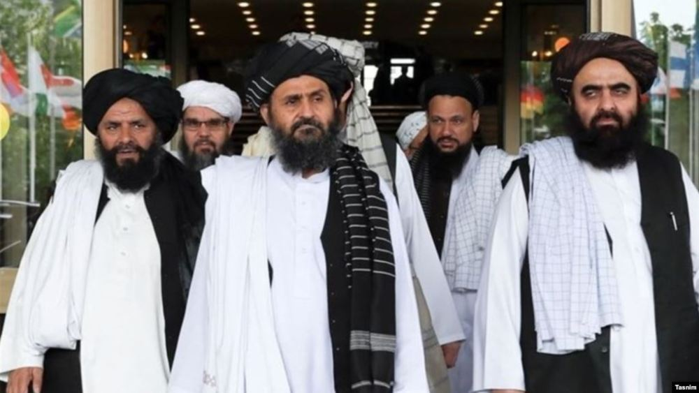 Senior Taliban Delegation Visits Iran