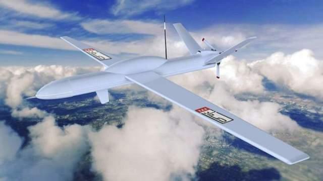 Qasef-2K drone