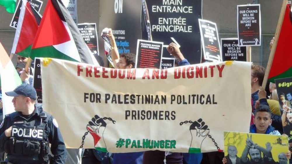 """SPHR Queen's: """"Free all Palestinian Political Prisoners"""" [including convicted terrorists]"""