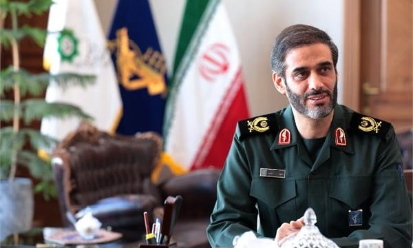 IRGC General Saeed Mohammad