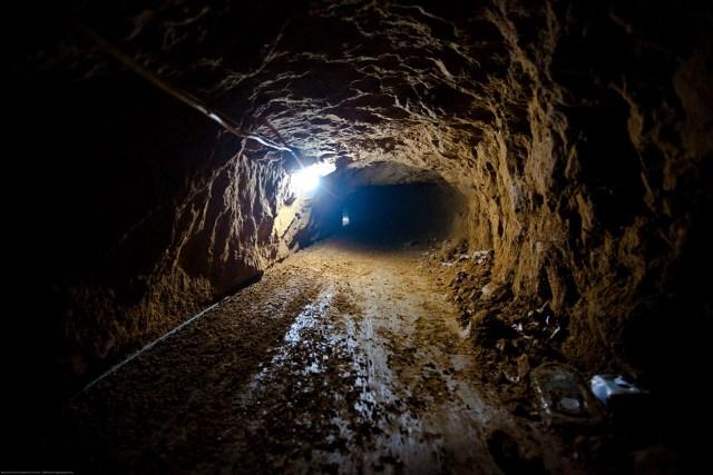 Smuggling Tunnels, Rafah, Gaza