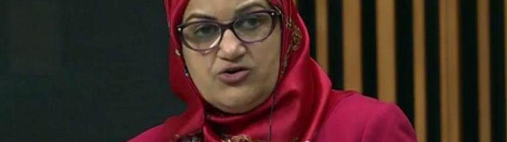 Liberal MP Salma Zahid authorized anti-Israel E-petition