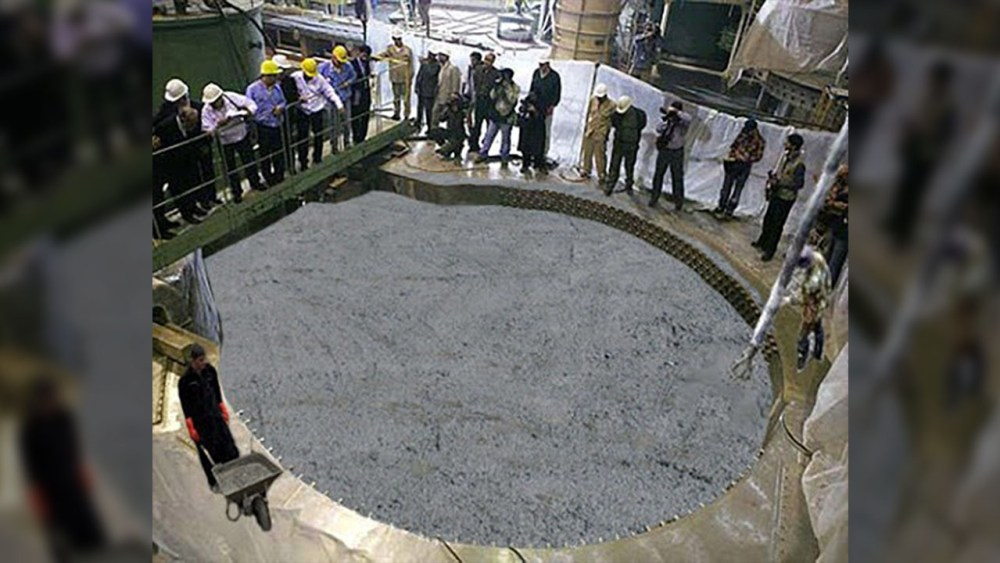 Iranian Official Admits Lying about Filling Arak Plutonium Reactor with Cement