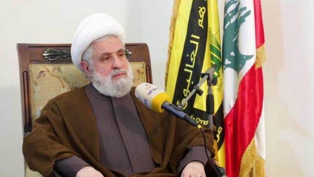 Hizbullah Deputy Secretary-General Naim Qassam