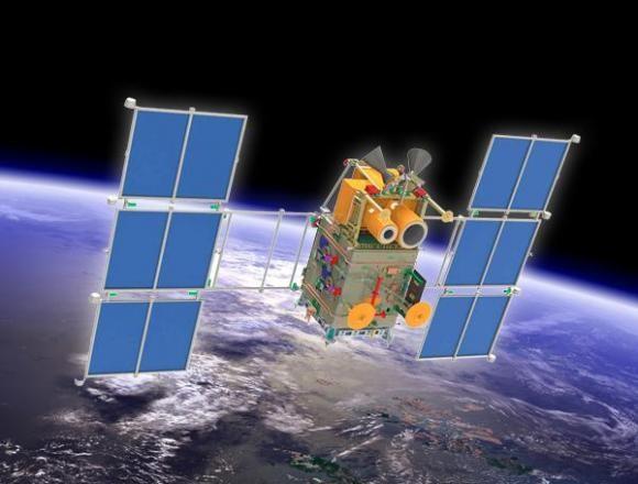 Kanopus-V satellite