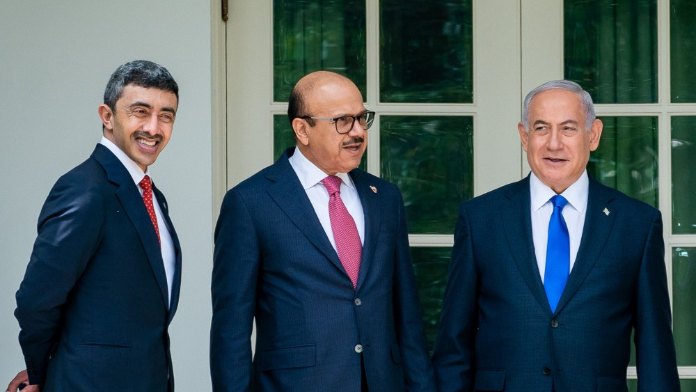 After the Taliban Victory: An Alliance of Moderation for the Middle East