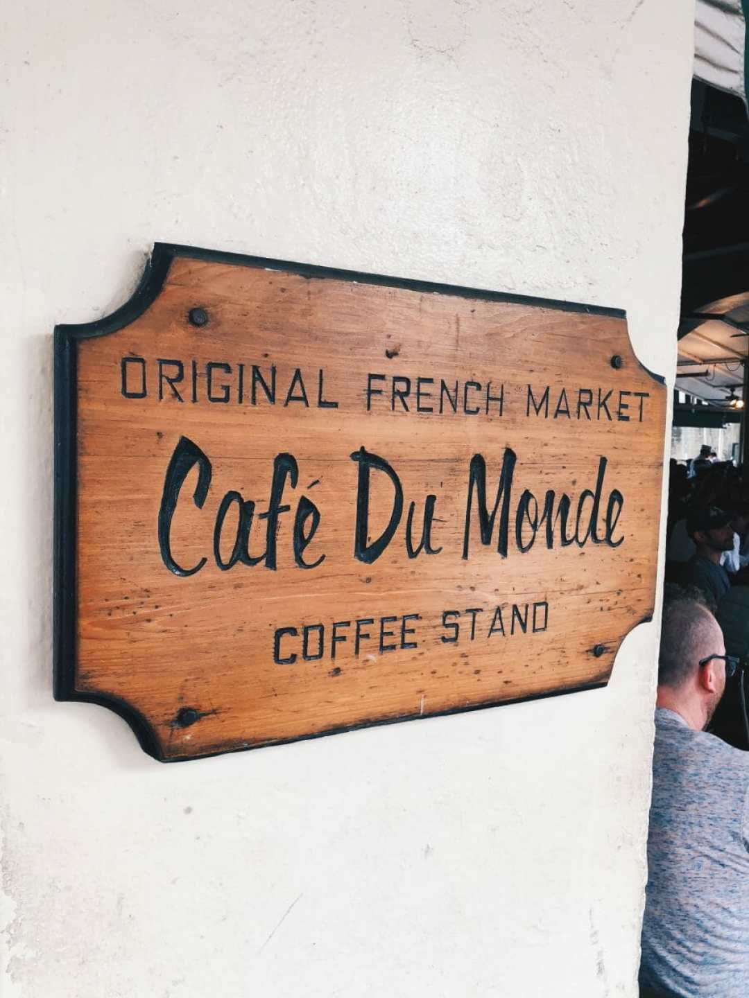 Cafe Du Monde French Quarter French Market