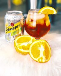 Aperol Spritz With Schweppes