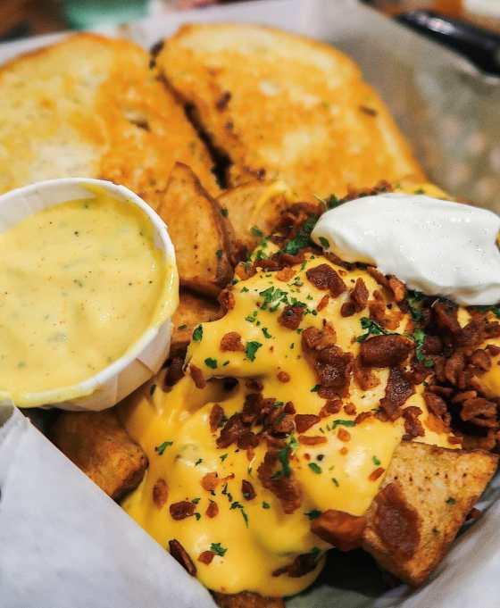 Brisket Sandwich at the Wicked Eye Woman in Elizabethtown, KY