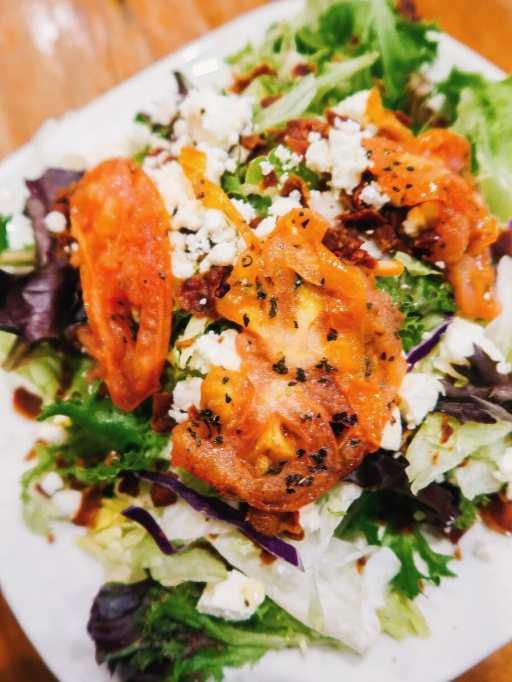 Salad from the Wicked Eye Woman In Elizabethtown, KY