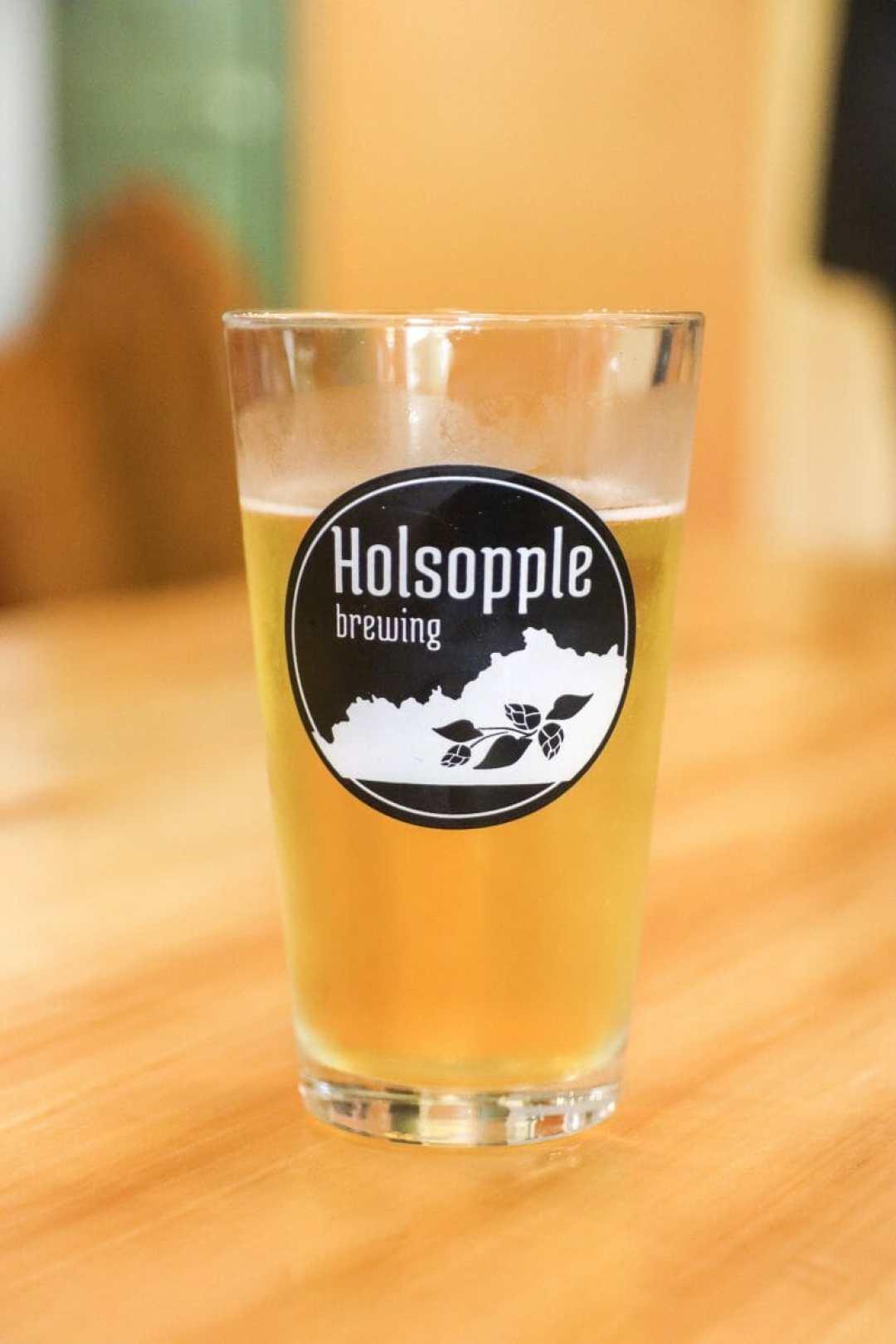 Holsopple Craft beer Throwdown Louisville KY