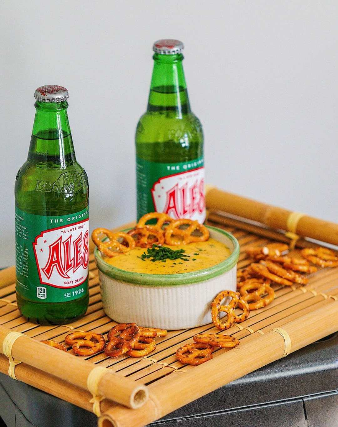 Ale-8-One sponsors the 2019 KY Beer Cheese Festival — plus, a beer cheese recipe by JC Phelps (JCP Eats)