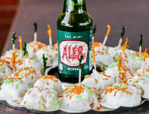Ale 8 One Cake Balls by JC Phelps of JCP Eats, A Kentucky-Based Food, Travel, and Lifestyle Blog