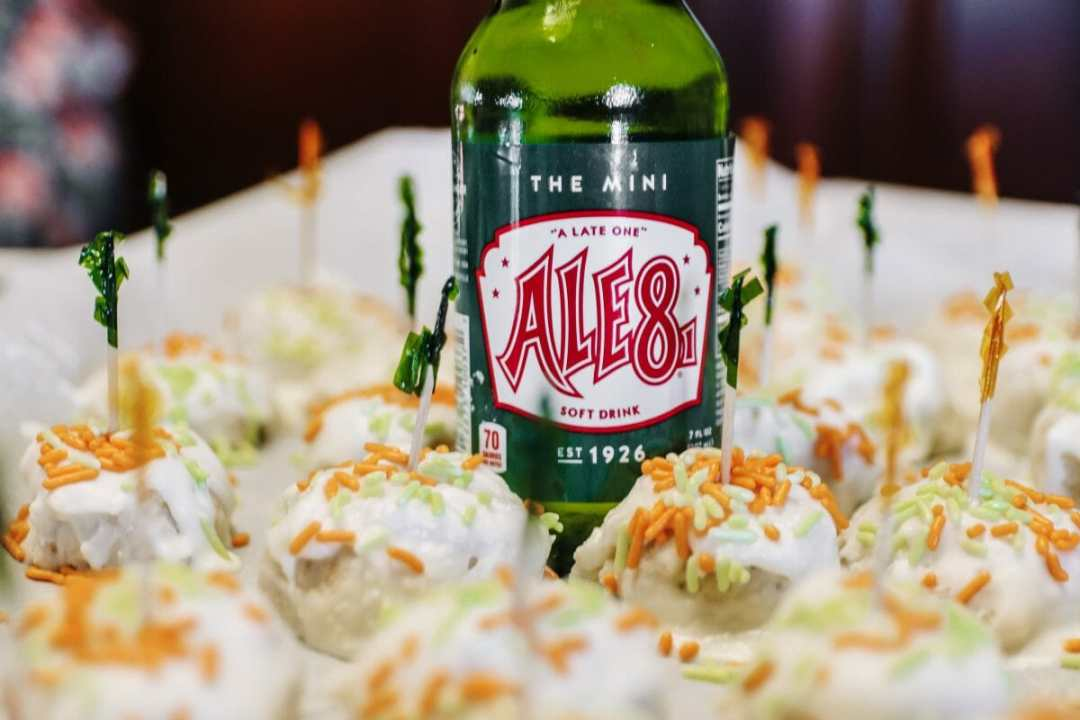 Homemade Ale-8-One Cake Balls: Kentucky Baking by JC Phelps of JCP Eats, a Kentucky-based Food, Travel, and Lifestyle Blog