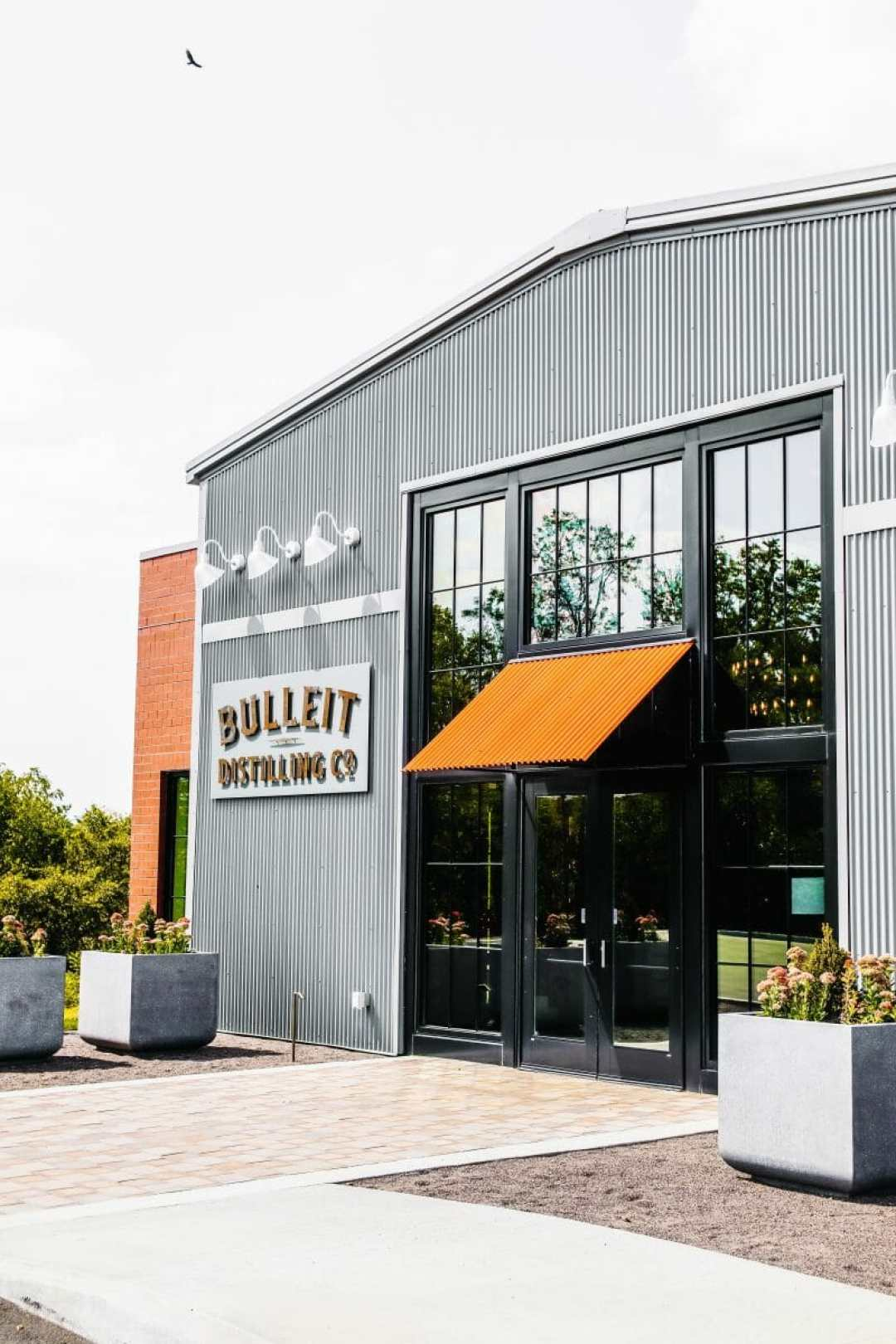 The New Bulleit Bourbon Whiskey Experience in Shelby County, KY by JC Phelps of JCP Eats, a Kentucky Food, Lifestyle, and Travel Blog