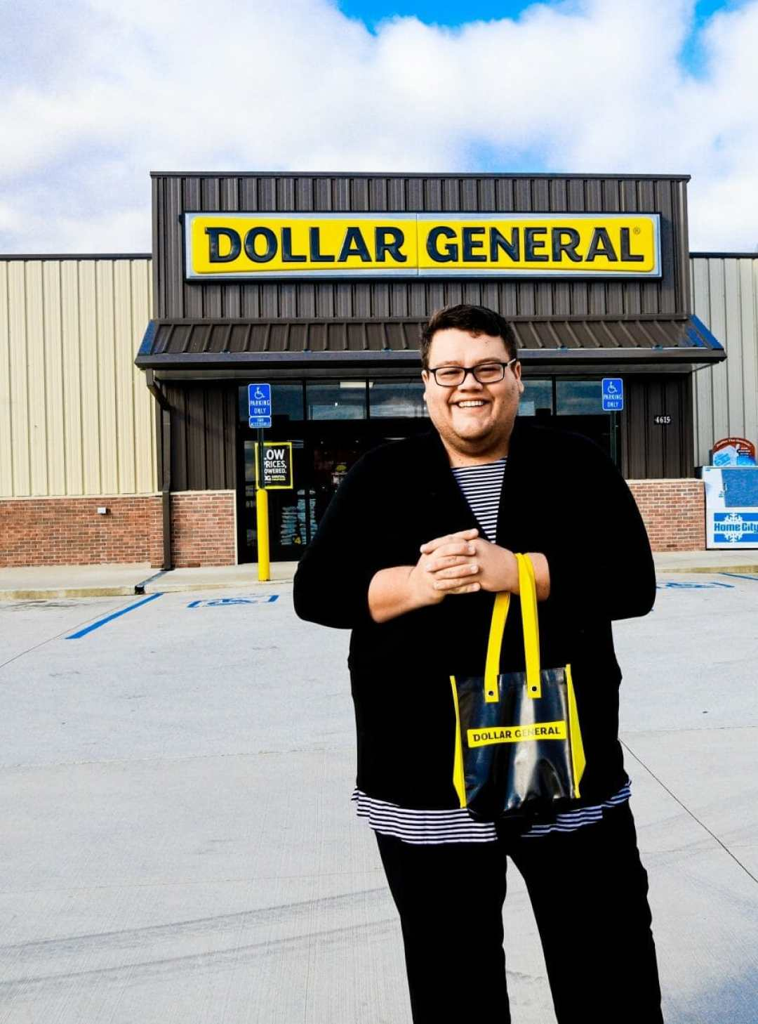Sending Messages with M&M's at Dollar General