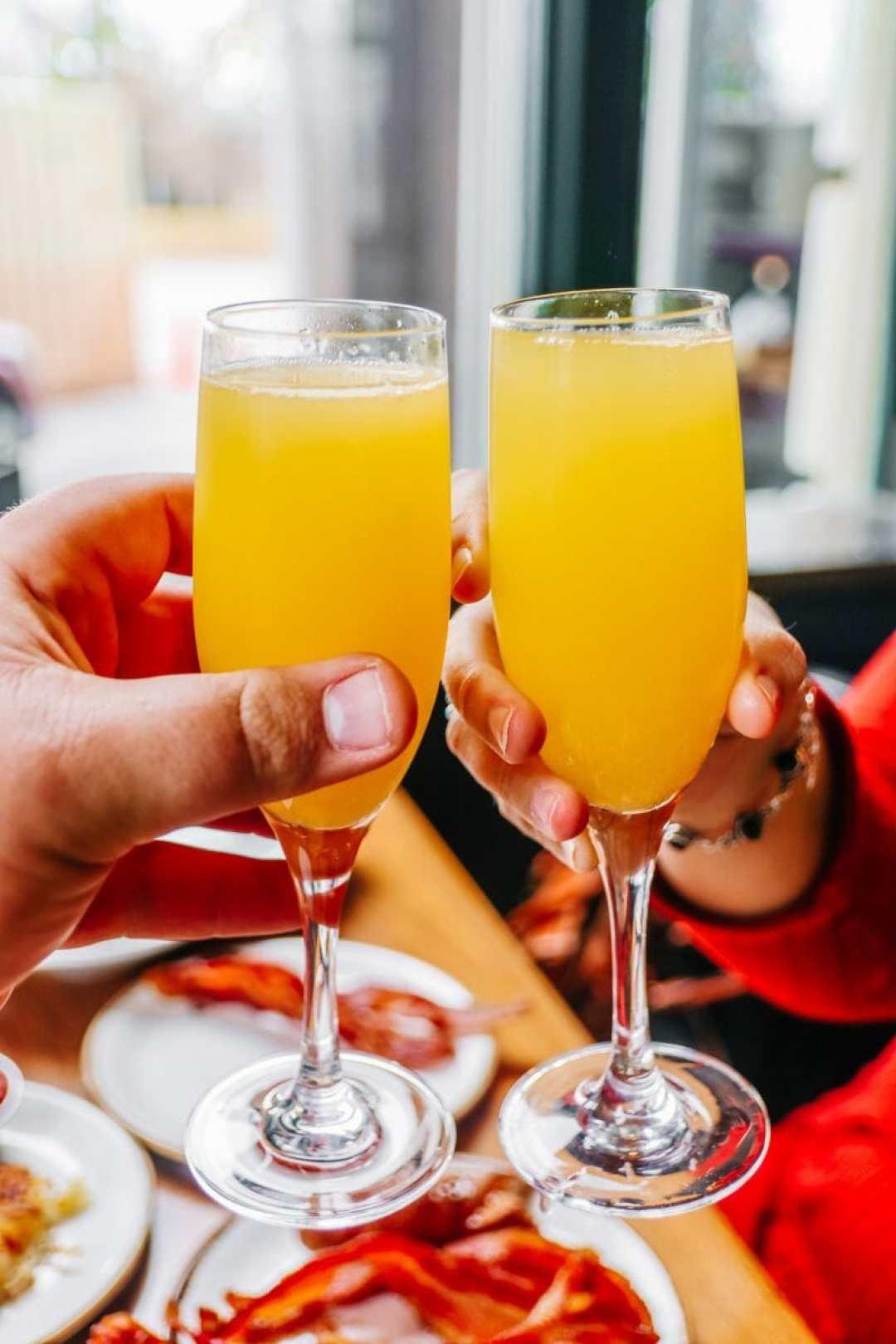 St. Louis mimosas