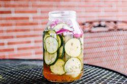 Same Day, Three Ingredient Pickles