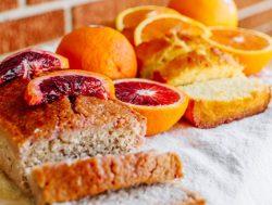 Blood Orange Cara Cara Orange Bread