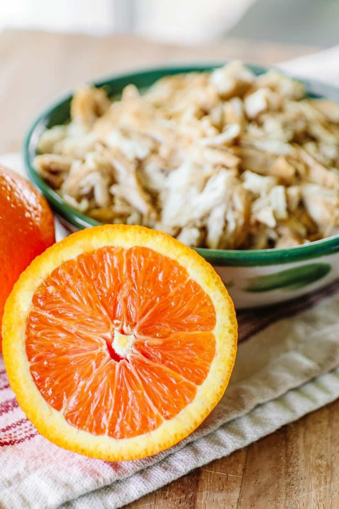 The Easiest Crockpot Chicken, Made With Sunkist Oranges by JC Phelps of JCP Eats, A Kentucky Based Food, Travel, and Lifestyle Blog 2