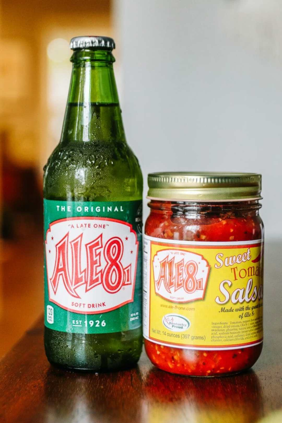 Cooking with Ale 8 One