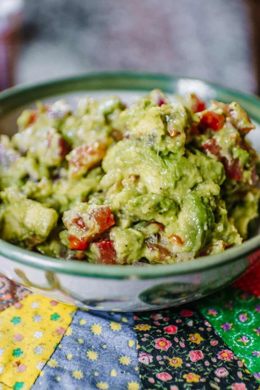 The Best Chunky Guacamole Recipe by JC Phelps of JCP Eats, A Kentucky-Based Food Blog