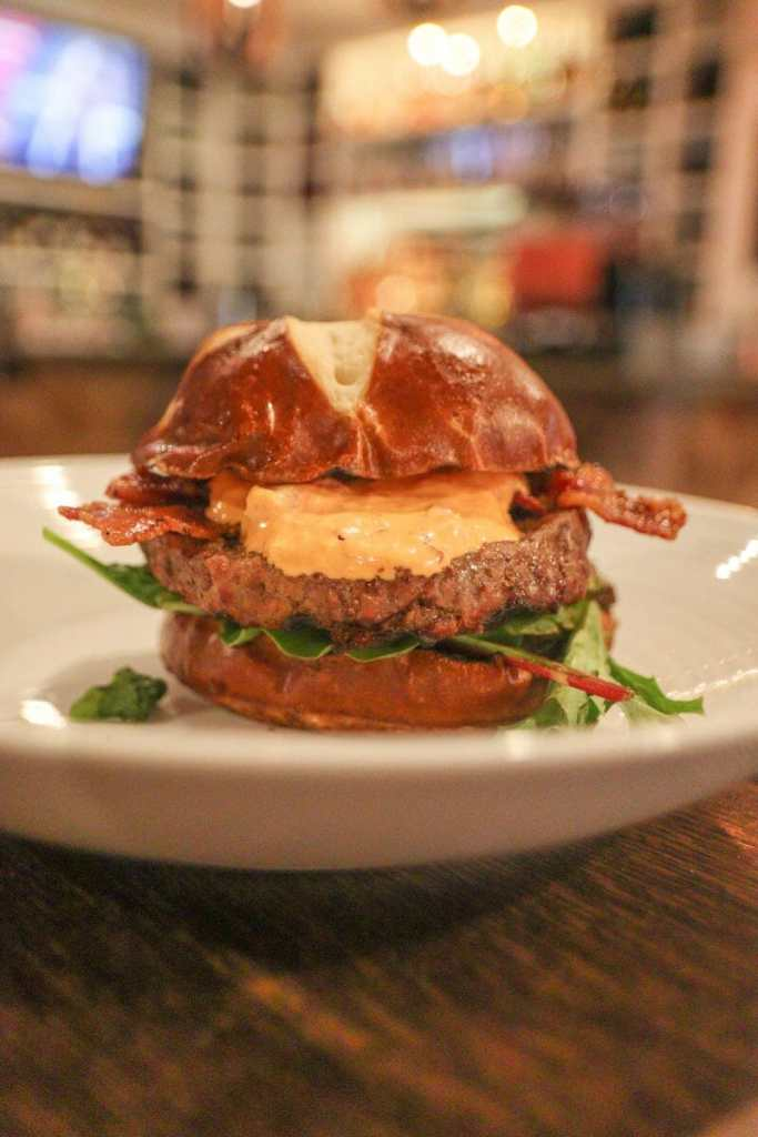Louisville Burger Week: Fork & Barrel, Frankfort Ave