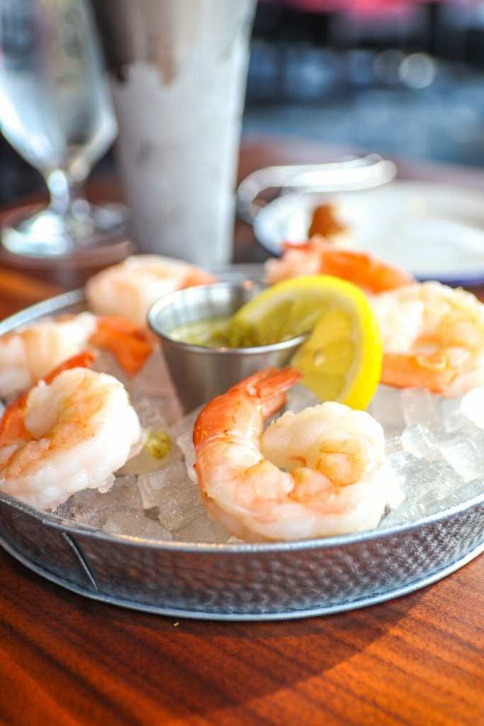 Shrimp Cocktail, Swizzle, Downtown Louisville