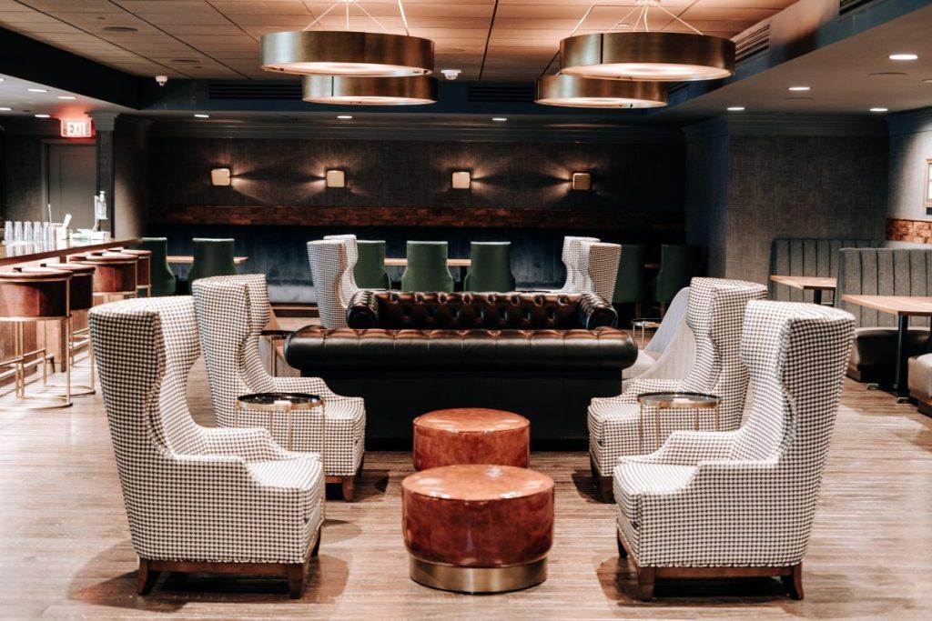 Jockey Silks Bar, Downtown Louisville, Galt House Hotel