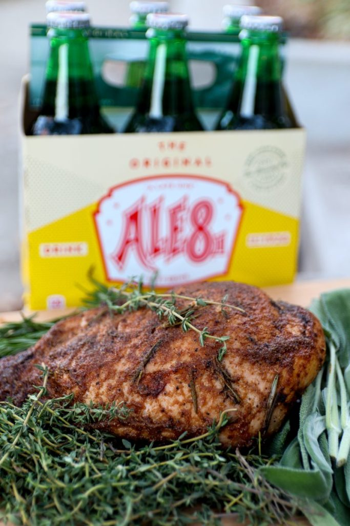 Ale 8 One Ginger Garlic Turkey Breast