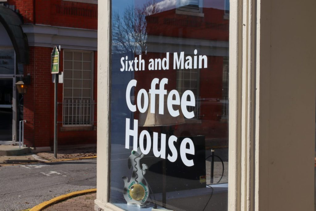 Sixth and Main Coffee House Shelbyville KY