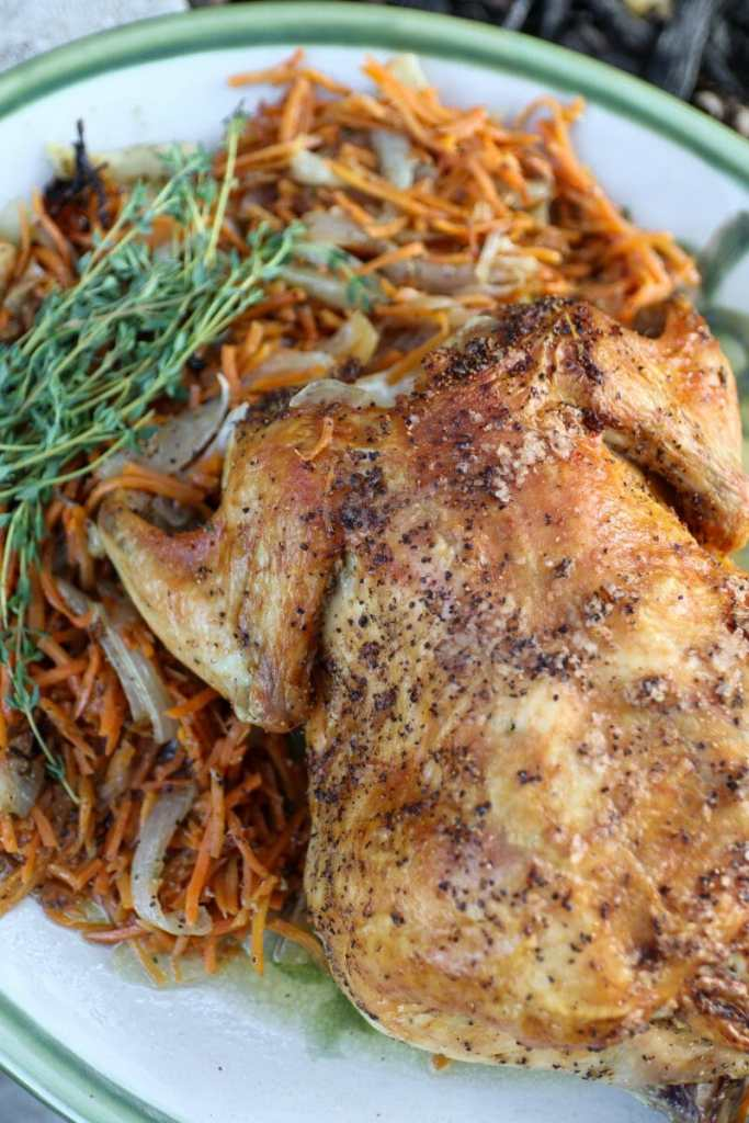 Barefoot Contessa Ina Garten Perfect Roast Chicken