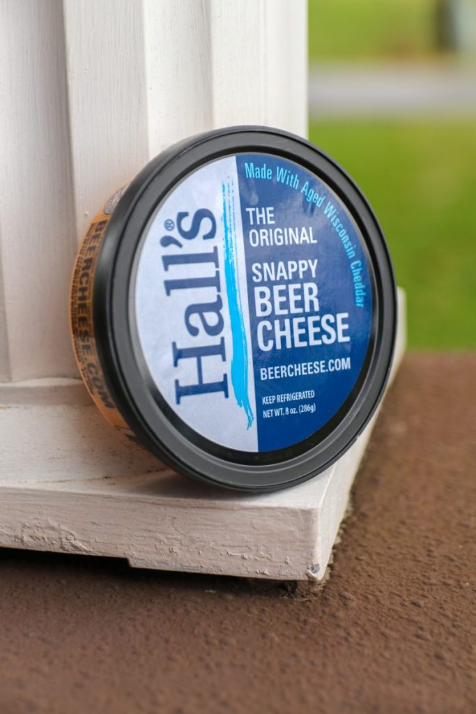 Hall's Beer Cheese Chicken