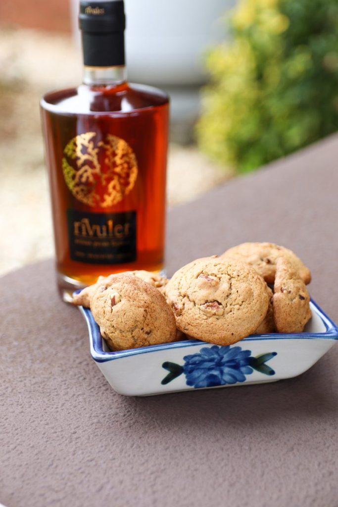 Rivulet Honey Pecan Cookies